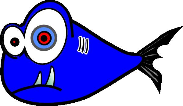 Blue Fish Clipart at GetDrawings.com.