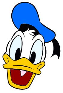 Donald Duck Clip Art Images 3.