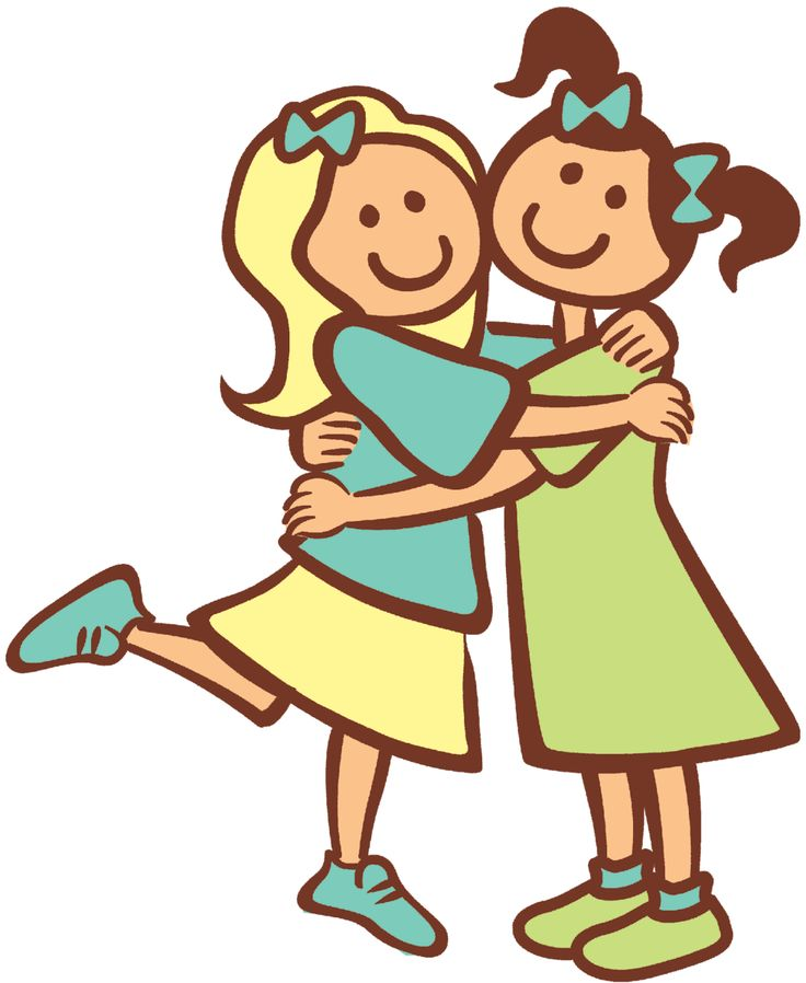 Two Girls Clipart at GetDrawings.com.