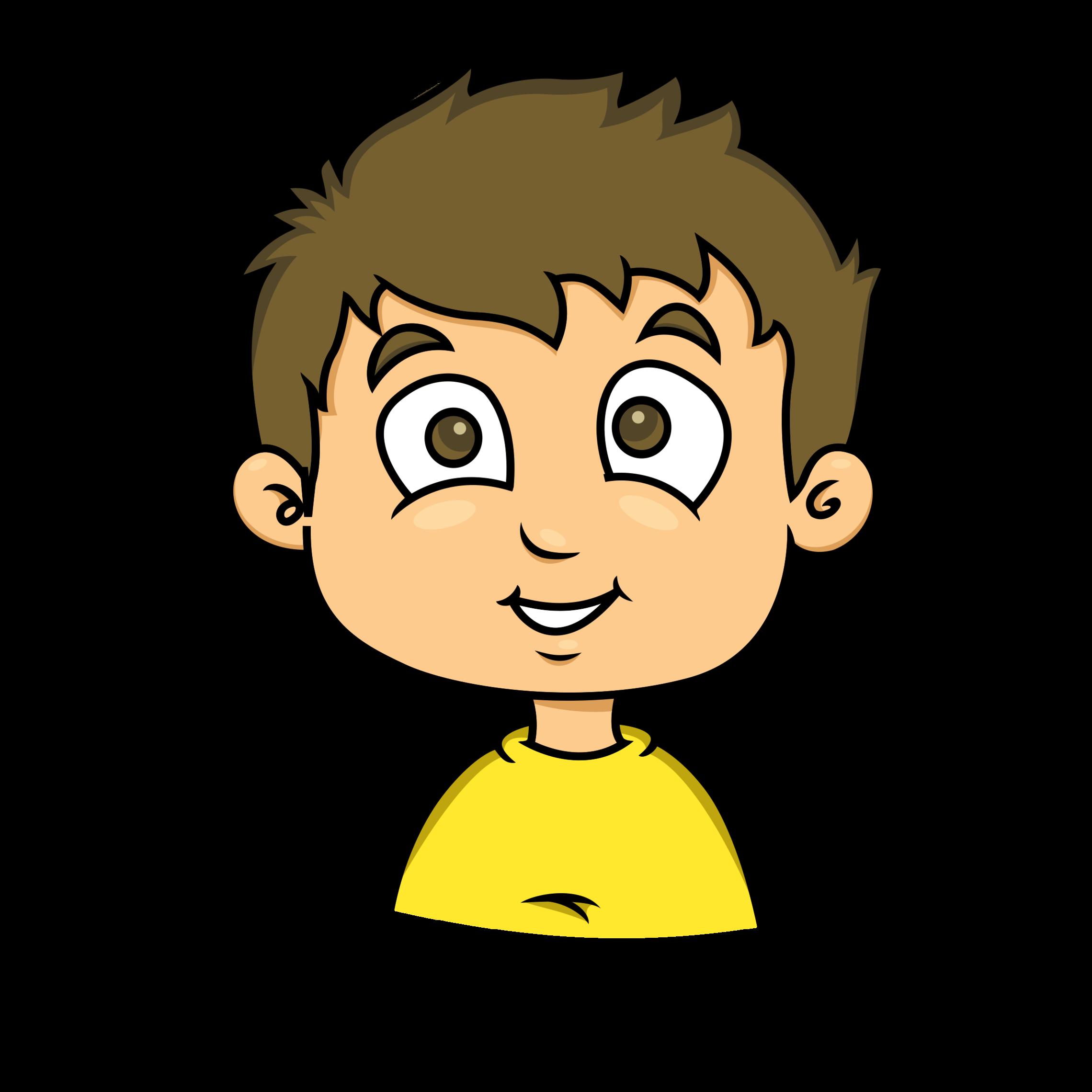 Faces clipart smart boy, Faces smart boy Transparent FREE.