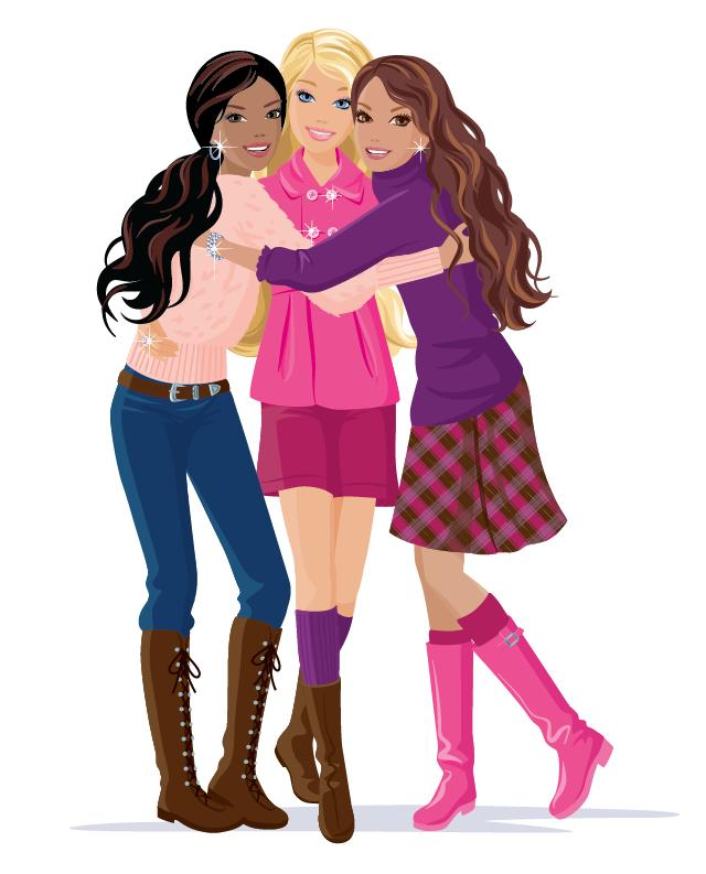 Free Girls Friendship Cliparts, Download Free Clip Art, Free.
