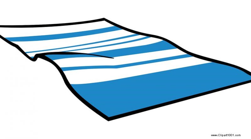 Beach Towel Clipart Group (+), HD Clipart.