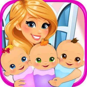Newborn Triplets.