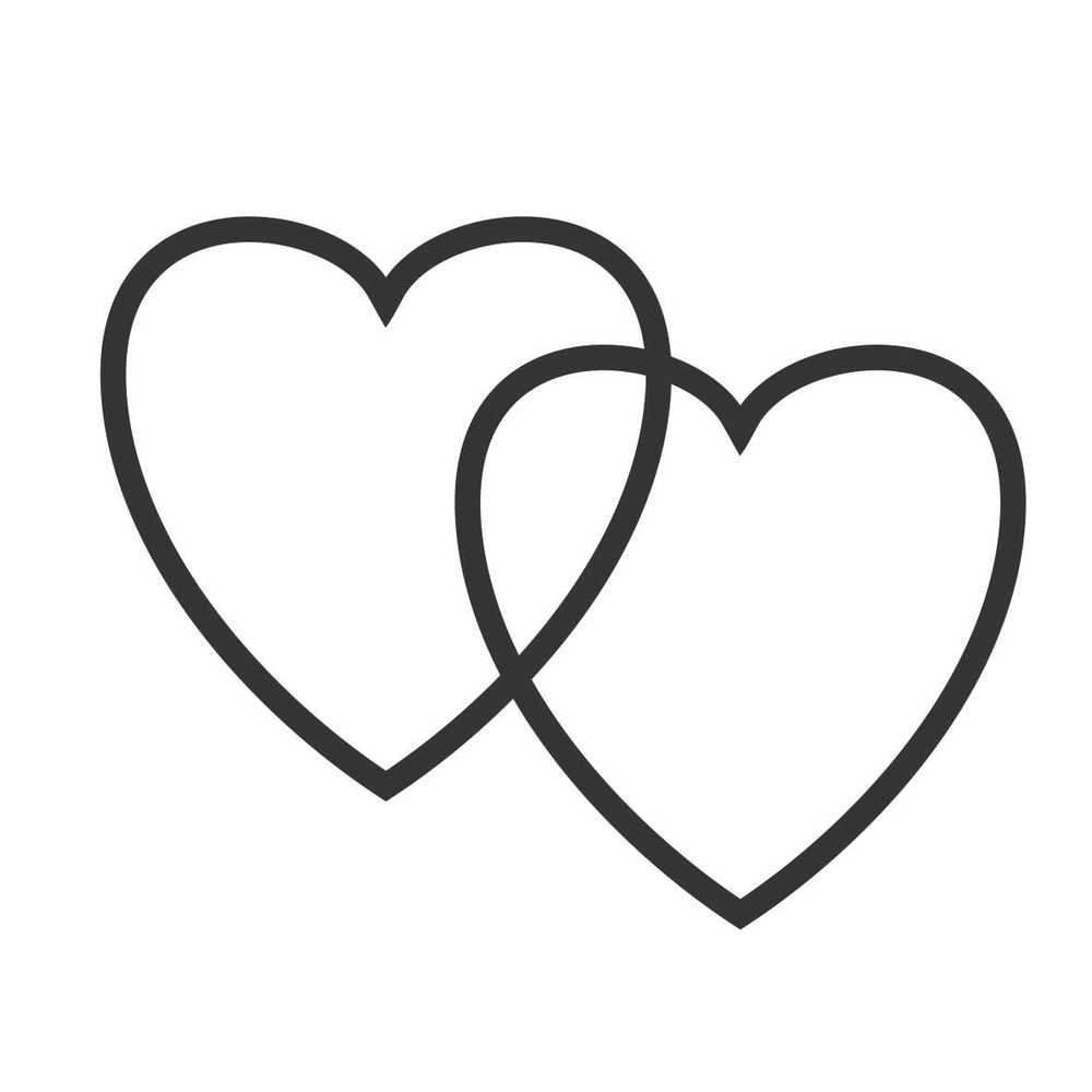 Free 3 Hearts Linked Cliparts, Download Free Clip Art, Free Clip Art.