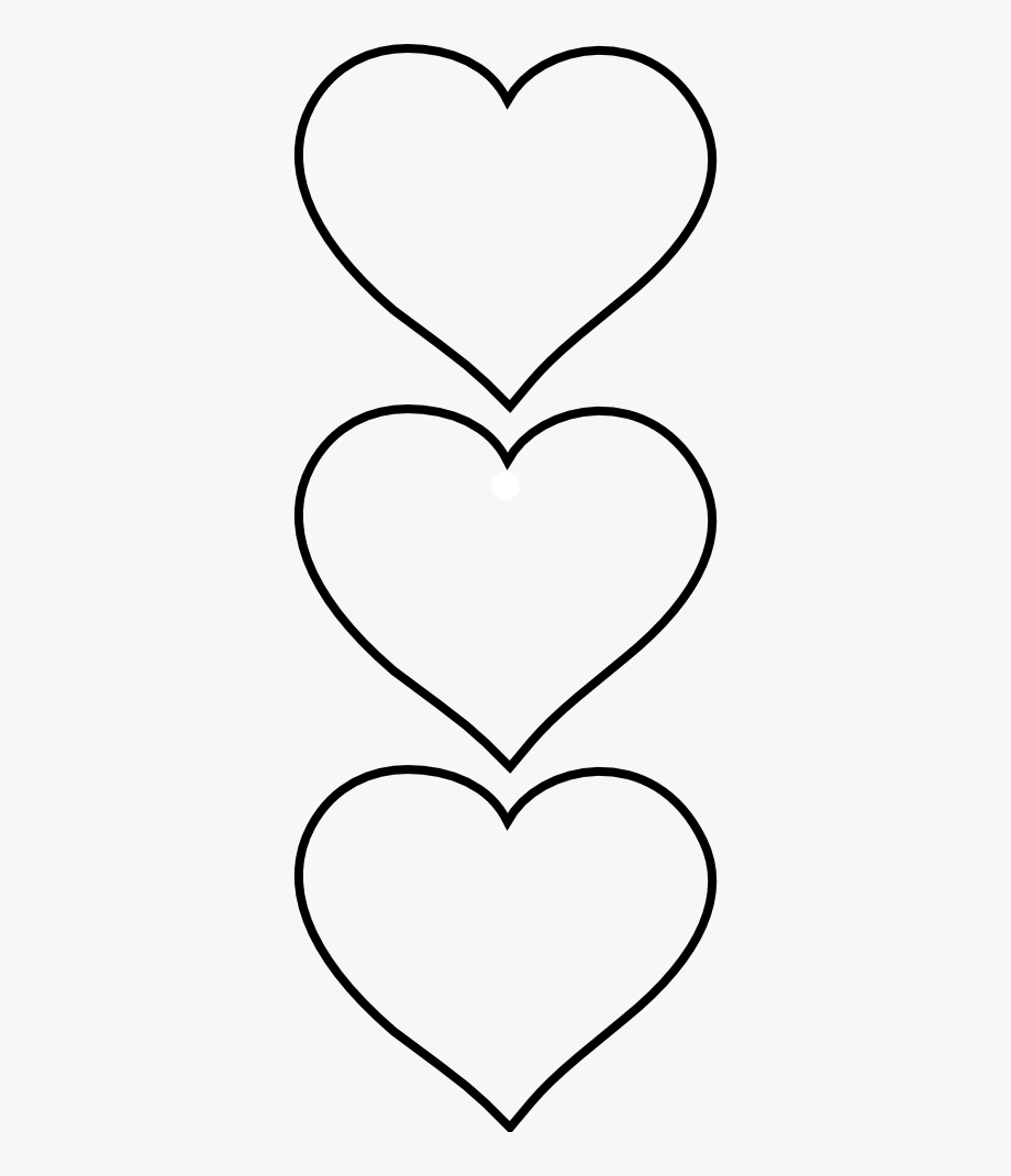 Clipart Heart Shape Clipart Panda.