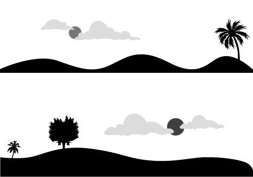 Silhouette Vector Blog Free Silhouette Illustration.