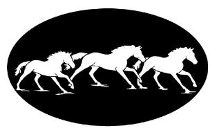 Free Horses Running Silhouette, Download Free Clip Art, Free.