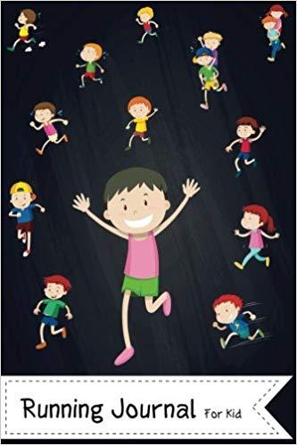 Amazon.com: Running Journal for Kid: Children Run Jogging.