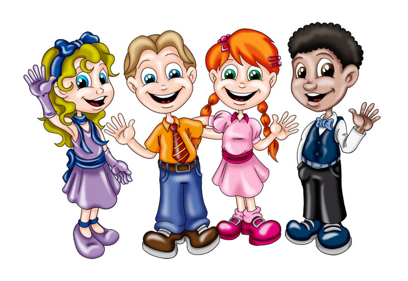 Children waving goodbye clipart 3 » Clipart Station.
