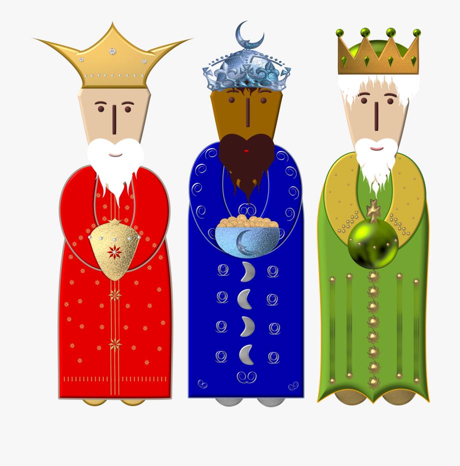 3 Heilige Könige.