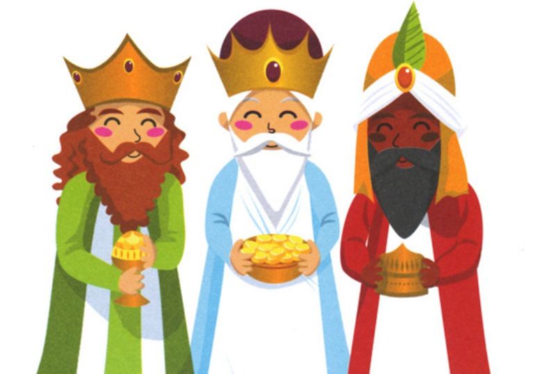 The Three Kings Clipart at GetDrawings.com.