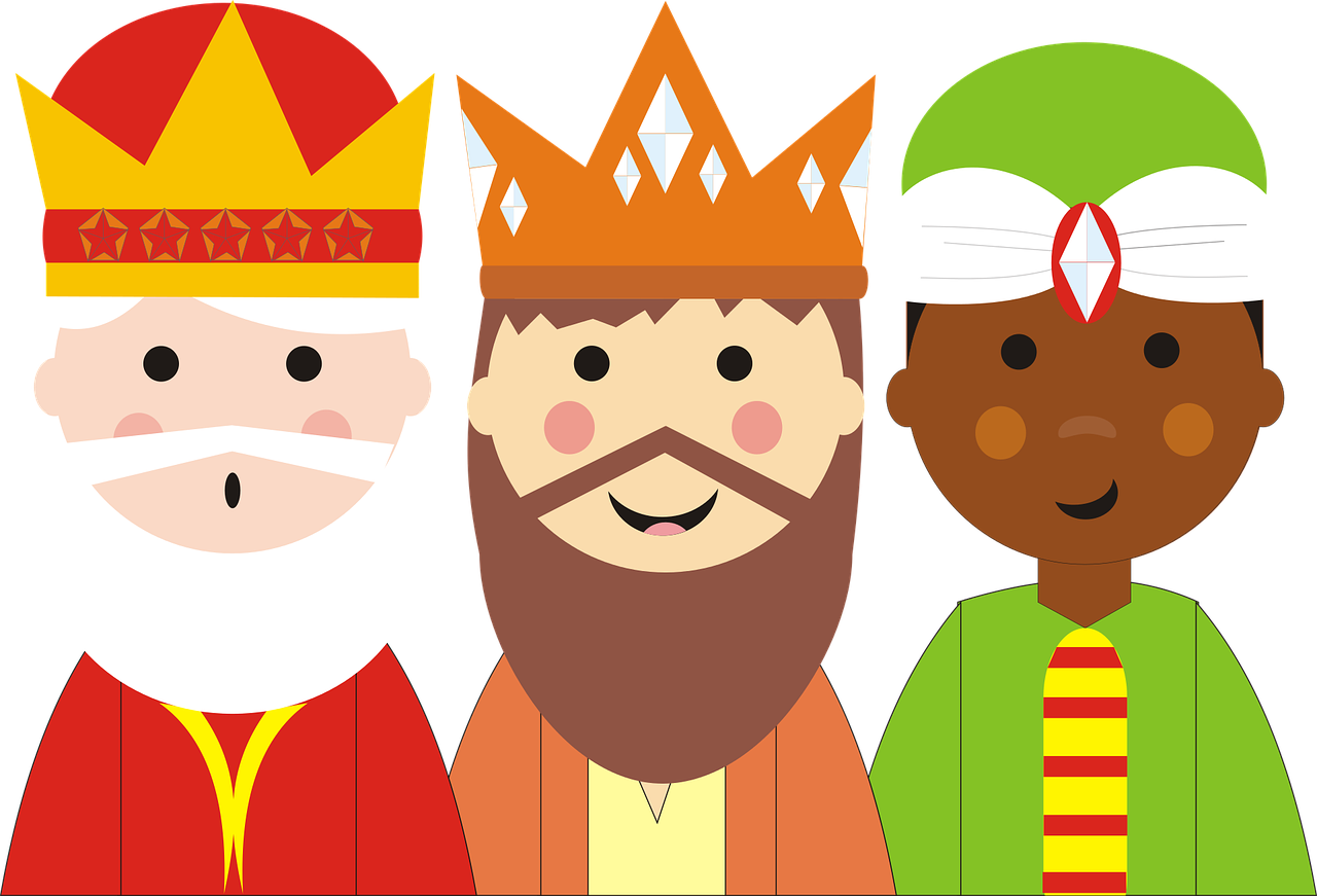 Three Kings Day Valencia 5 and 6 January.