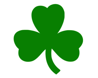 1188 Clover free clipart.