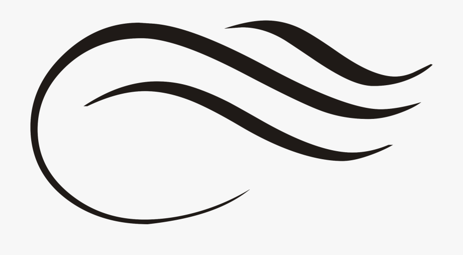 Wave Line Clip Art Black And White Clipart Free Download.