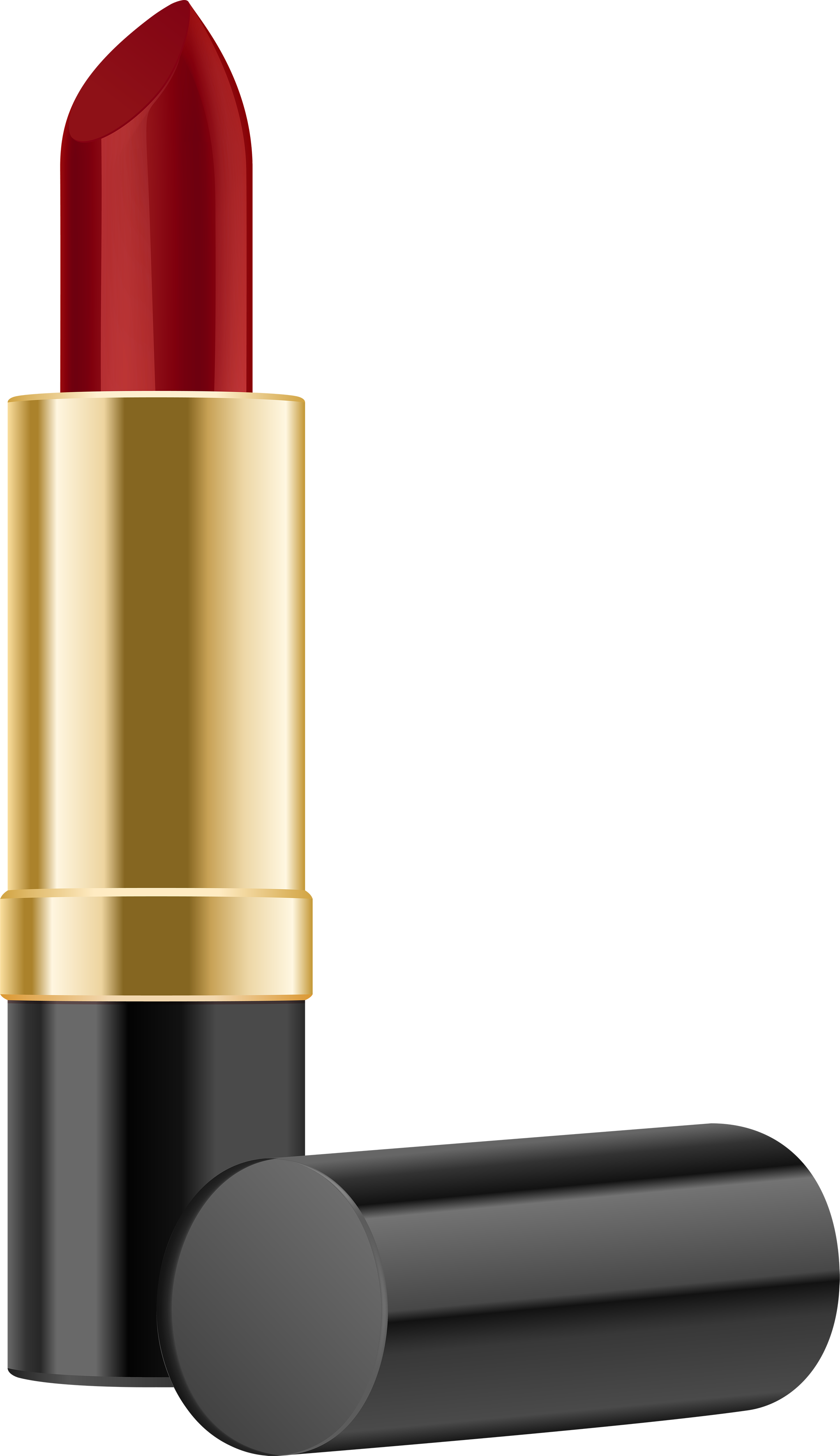 Makeup clipart red lipstick, Makeup red lipstick Transparent.