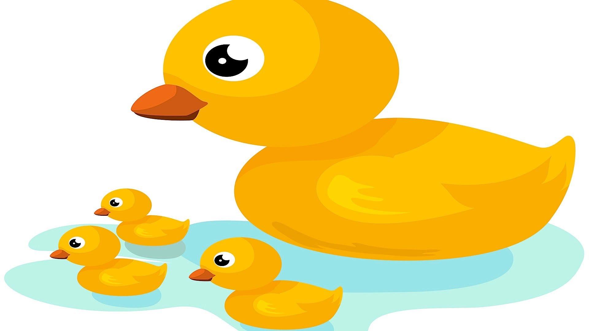 629 Ducks free clipart.