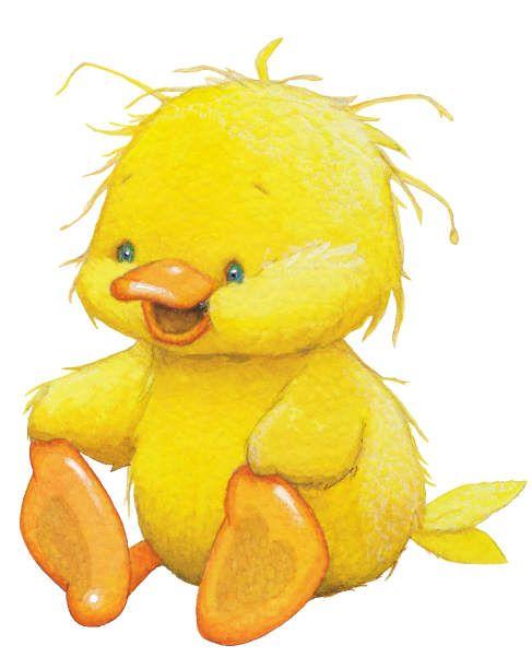 ✿´ ꒳ ` )ノ Cute little duck *.