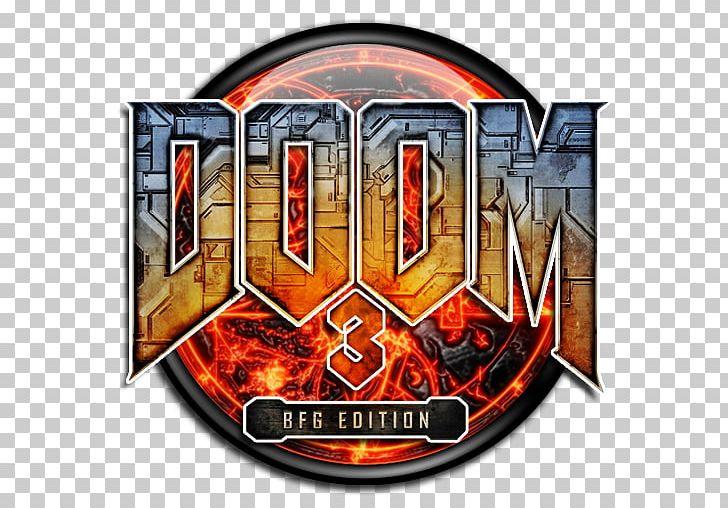 Doom 3: BFG Edition Logo Brand Font PNG, Clipart, Brand.