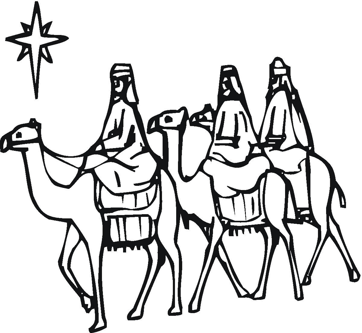 Free Picture Of Three Wise Men, Download Free Clip Art, Free.