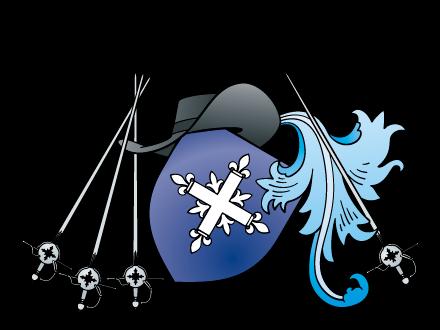 musketeer logos.