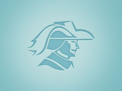 Athos (The Three Musketeers) Logo Desgin.