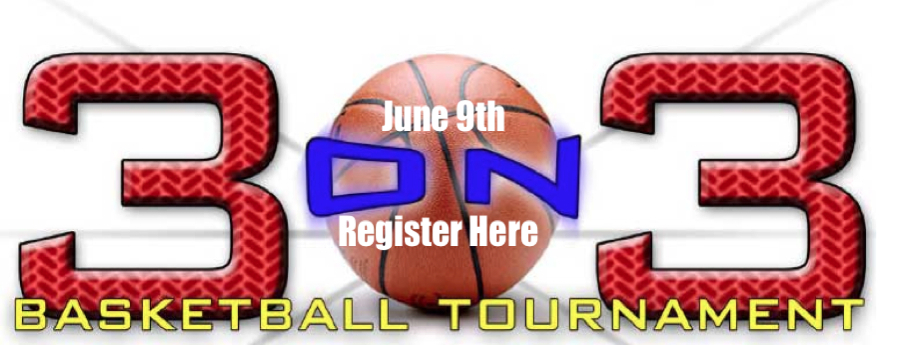 3on3 Basketball Tournament.