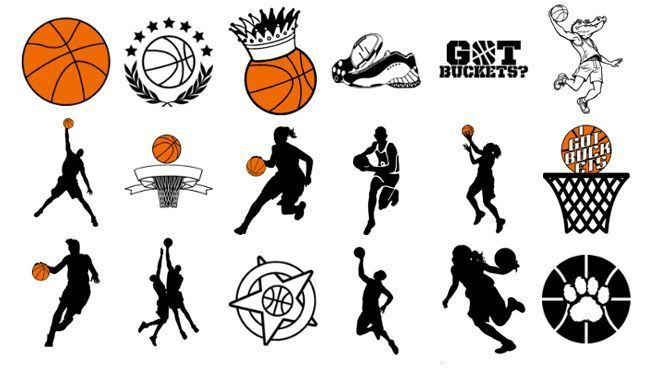 3 on 3 basketball clipart 4 » Clipart Portal.