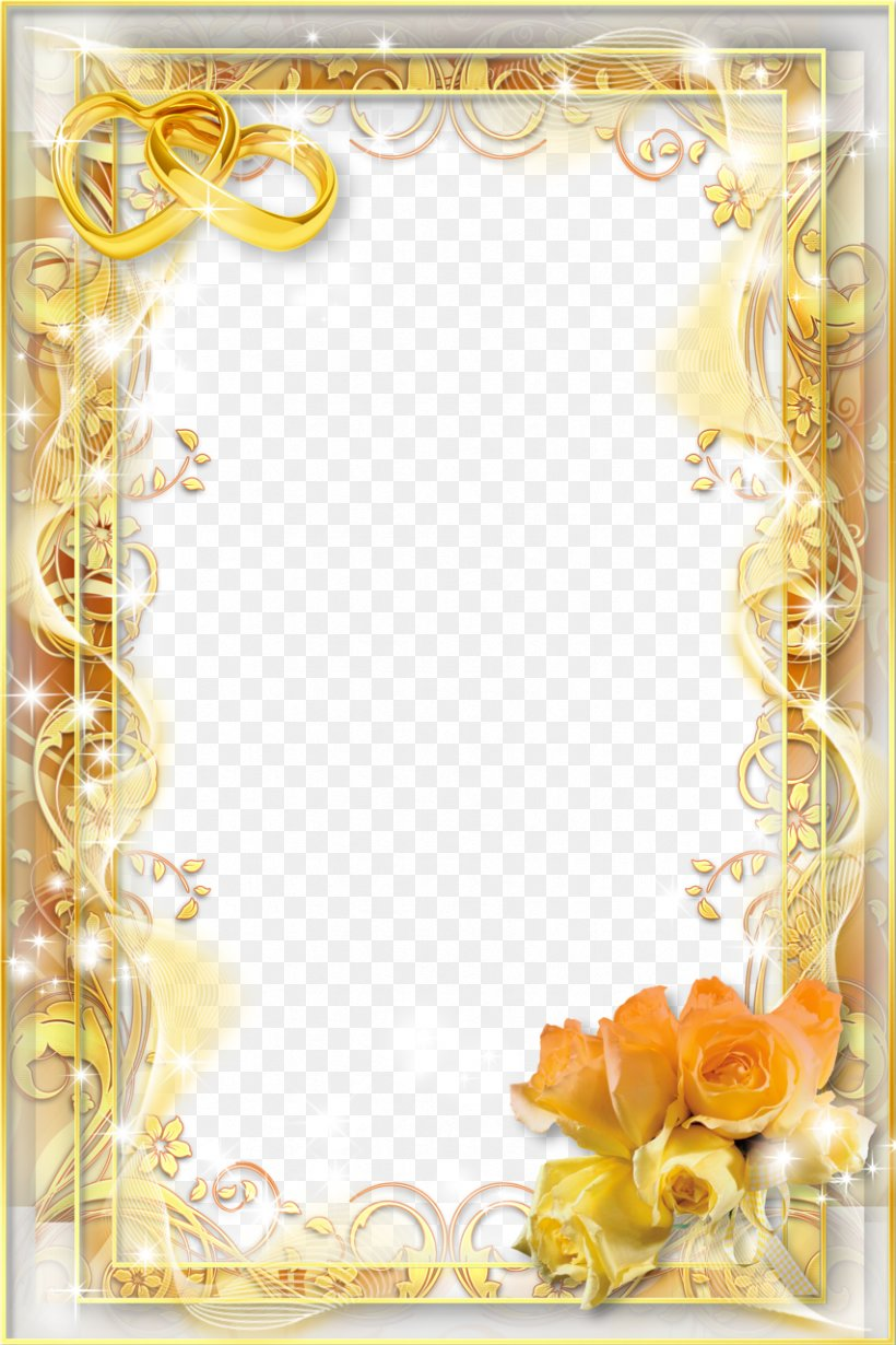 Wedding Invitation Picture Frame, PNG, 853x1280px, Wedding.