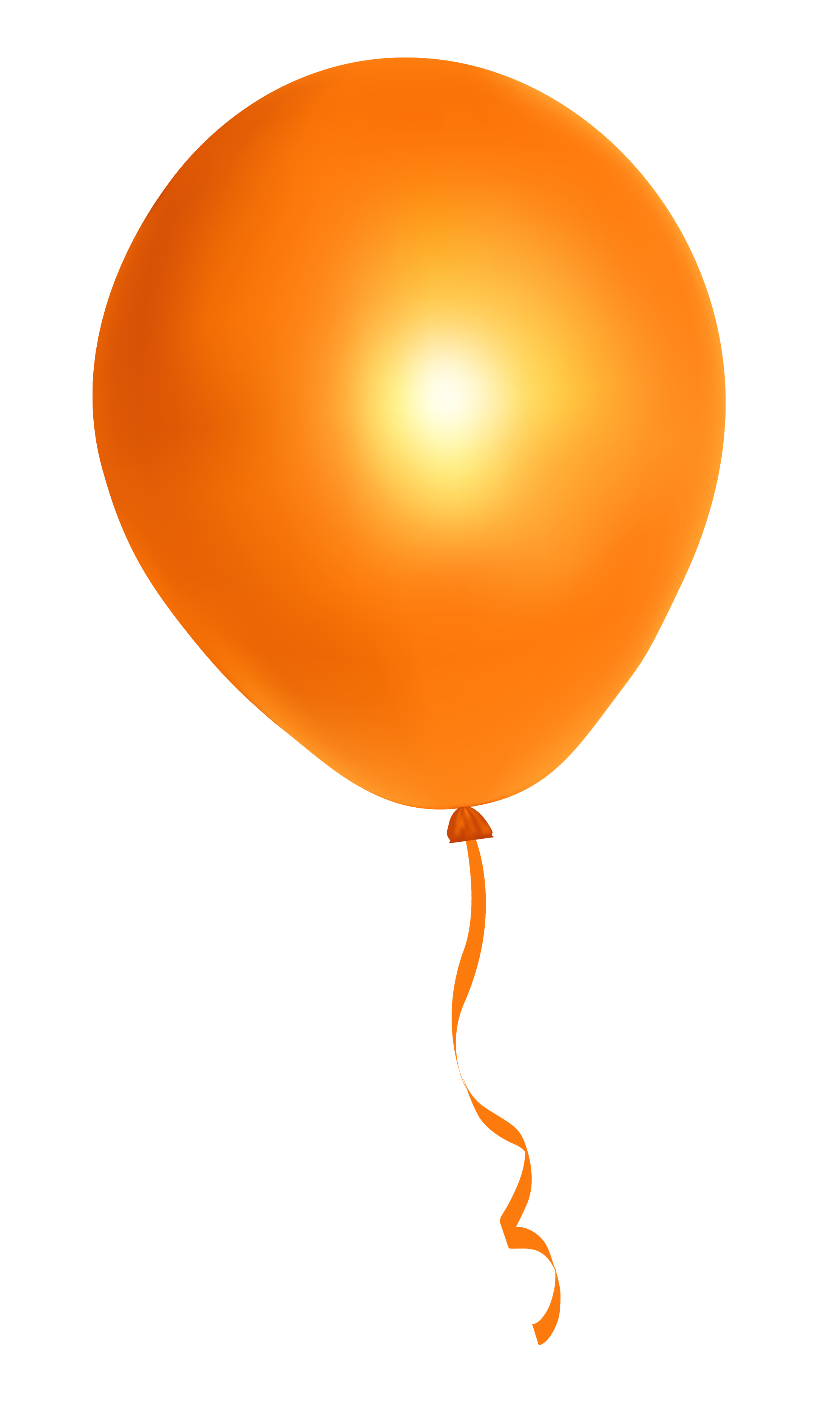 Balloon Orange.