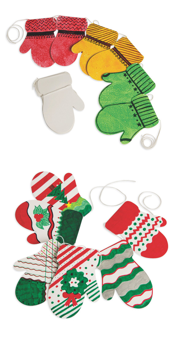 A great winter craft for any group! It comes with 3 pairs of.