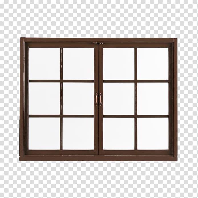 Window Wood Glass Door Latch, Black double windows.