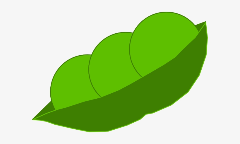 Graphic Royalty Free Stock Peas In A Pod Clip Art.