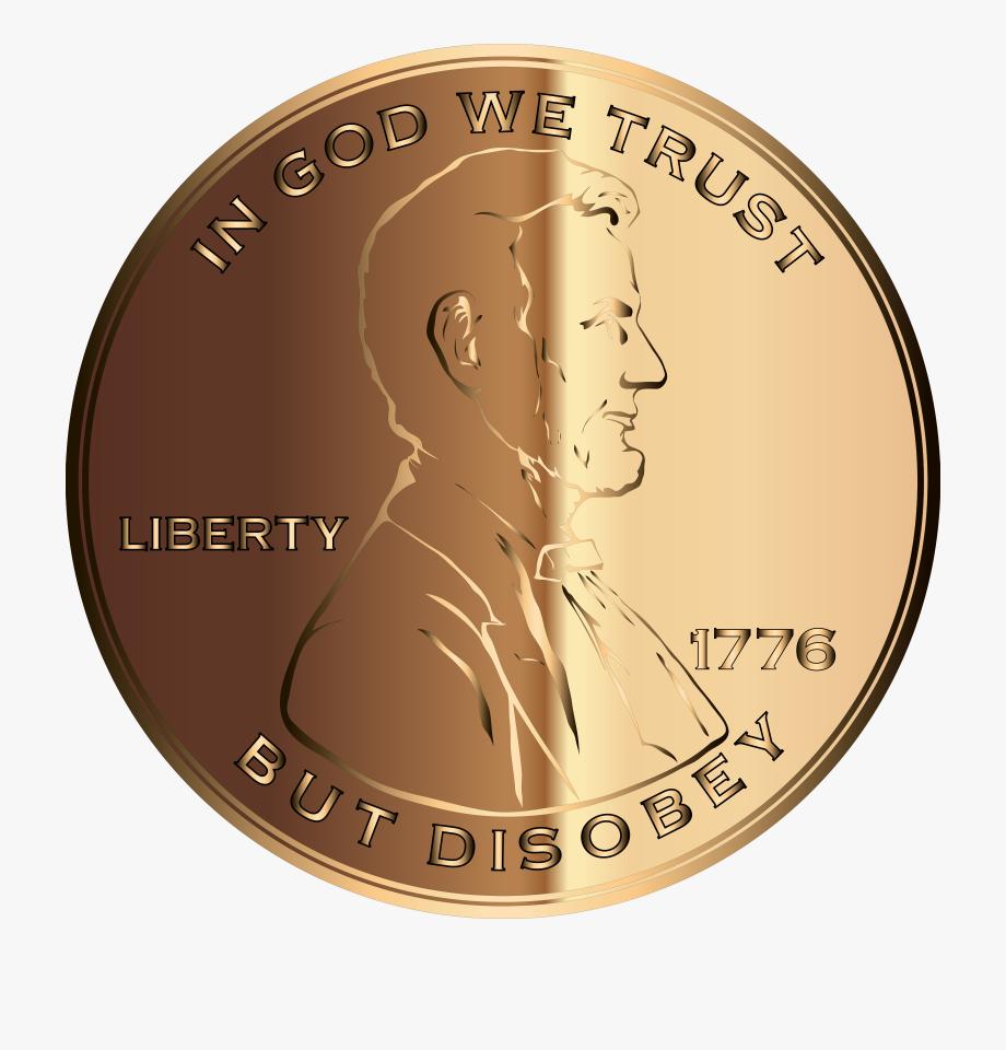 Coins Clipart Svg.