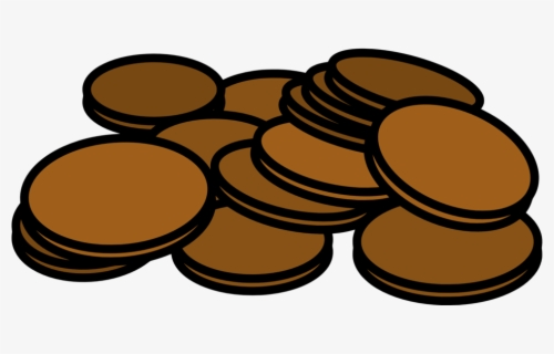 Free Penny Clip Art with No Background.