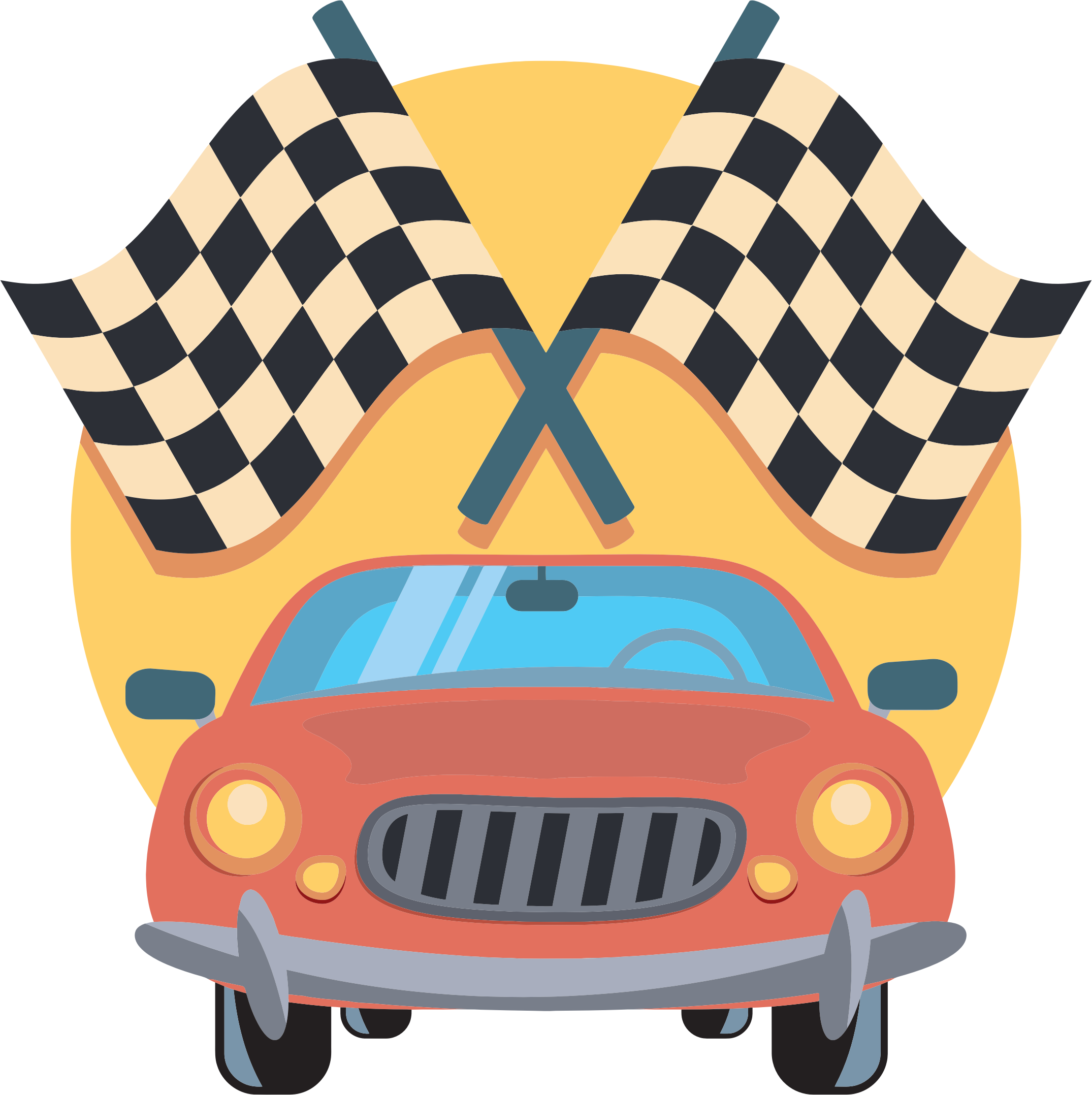 Library of car racer image free library png files.
