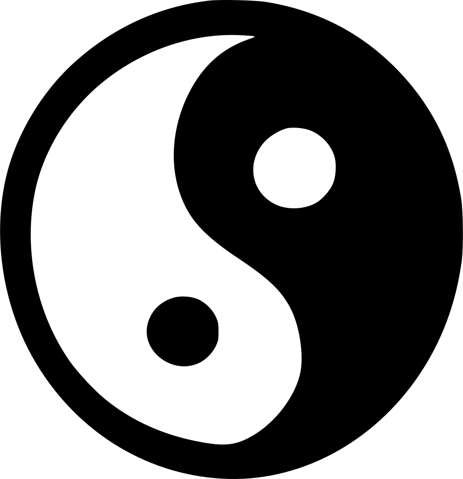 The Consolations of Philosophy Yin and yang.