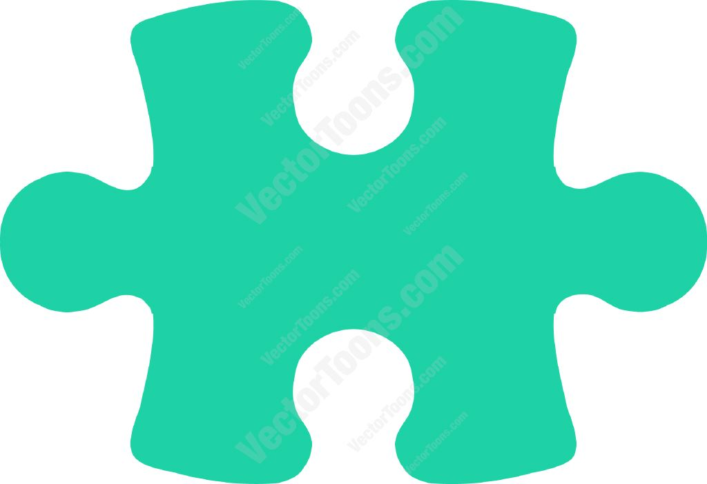 3 piece puzzle doodle clipart clipart images gallery for.