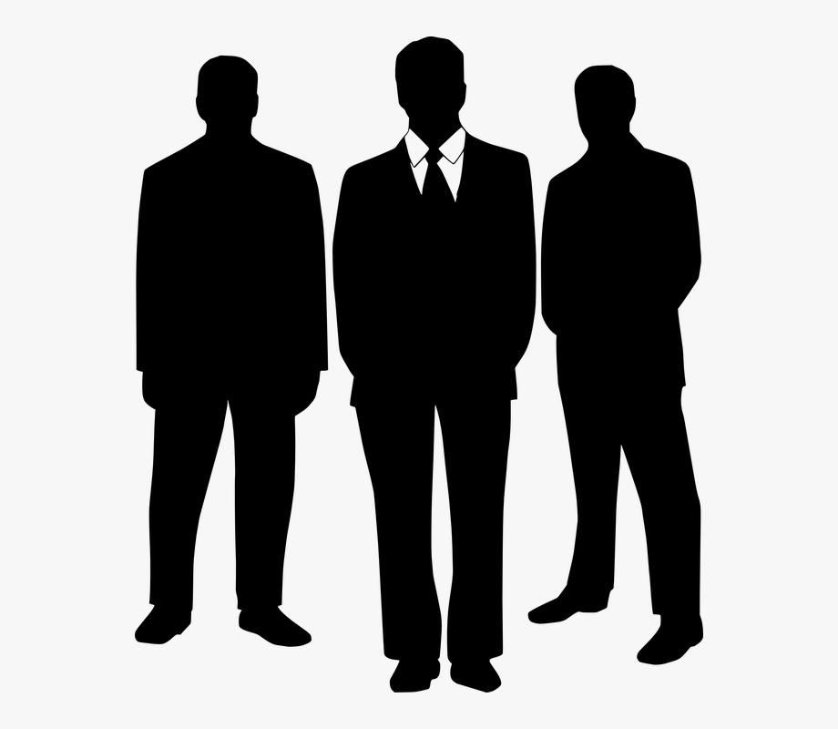 Men&suit Clipart.
