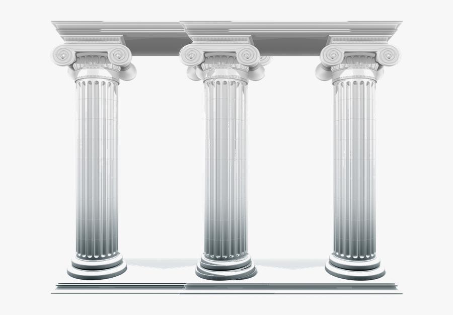 Pillars.