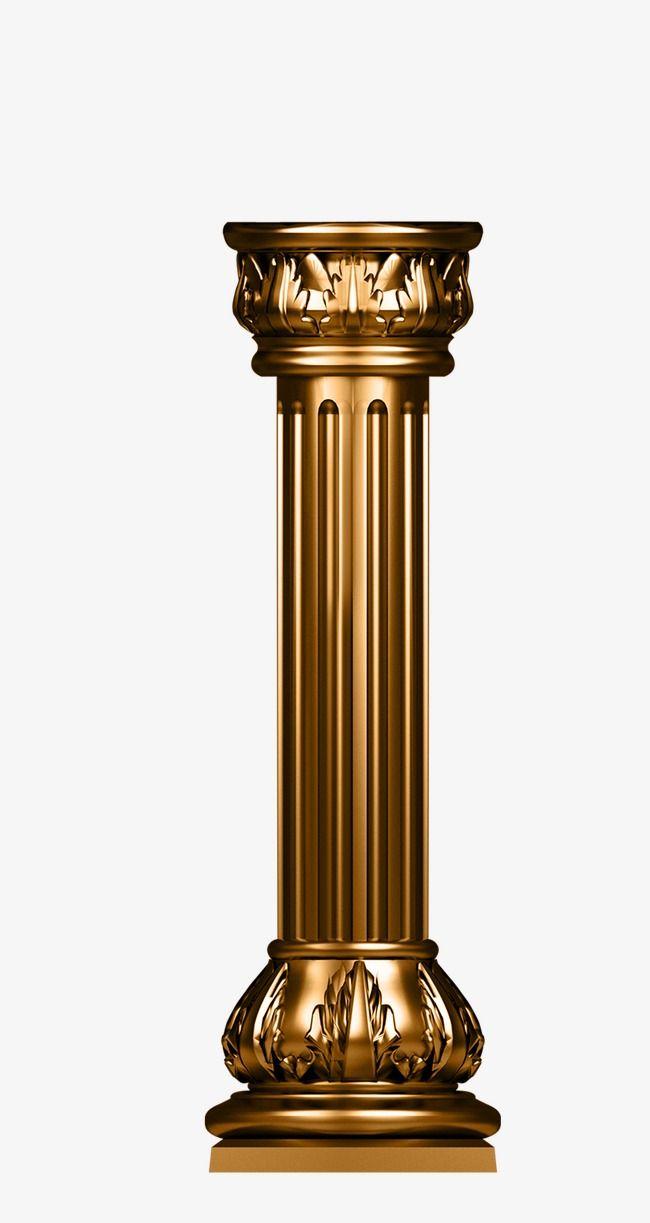 Pillar, Column, Cylinder PNG Transparent Clipart Image and.
