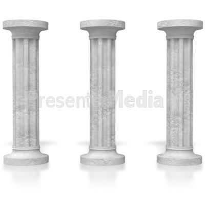Three Pillars.