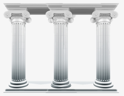 Free Pillar Clip Art with No Background.