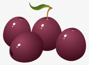Plum PNG Images.