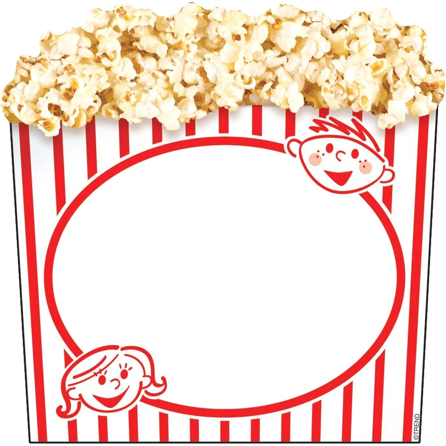 Popcorn clipart free 3 » Clipart Station.