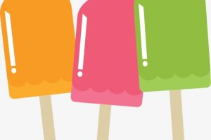 Ice pops clipart 3 » Clipart Station.