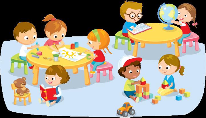 Preschool centers clipart 3 » Clipart Station.