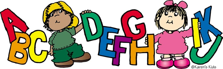 Welcome to preschool clipart free images 3.