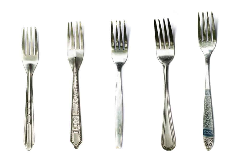 14 Different Types of Forks (the Utensil Variety).