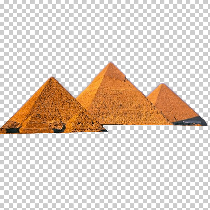 Pyramids 3 Egypt, Great Pyramid of Giza PNG clipart.