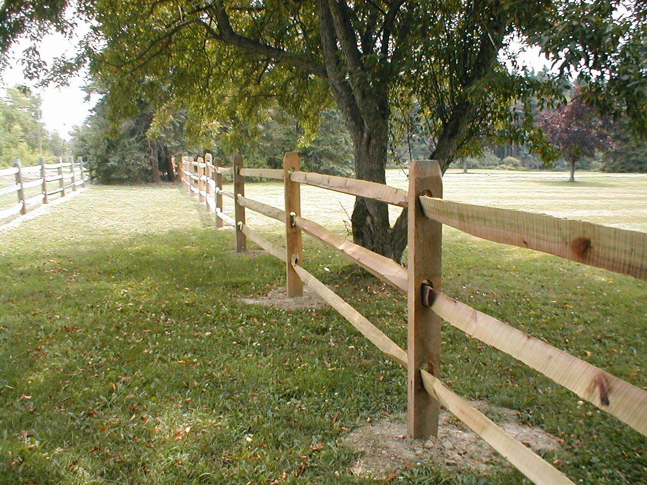 fence ideas.
